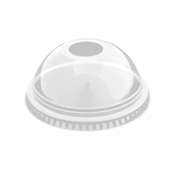 transparenter Domdeckel für Smoothie Clear Cups