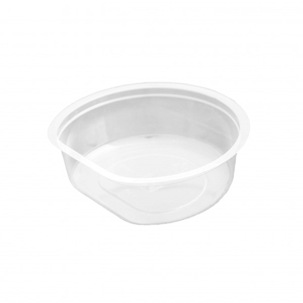 tranparenter Deckel Deckeleinsatz für Smoothie Clear Cups 87 mm Höhe 33 mm