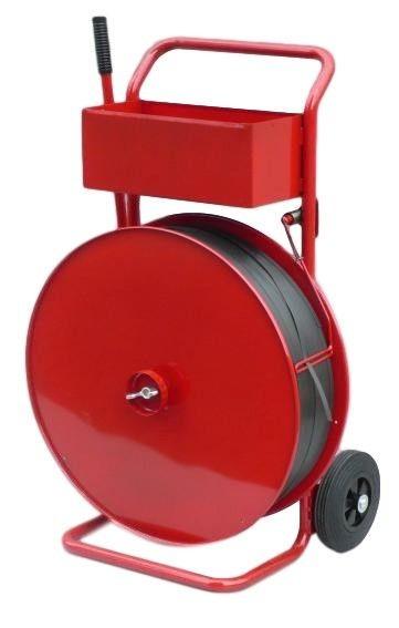 Fahrbarer Abrollwagen Kern Ø 406 mm bis 20 kg
