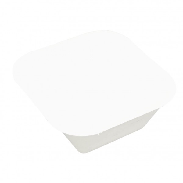 Thermo-Schalen (Suppenschüssel) PSgesch. 125 x 125 x 55 mm eckig (400 ml)