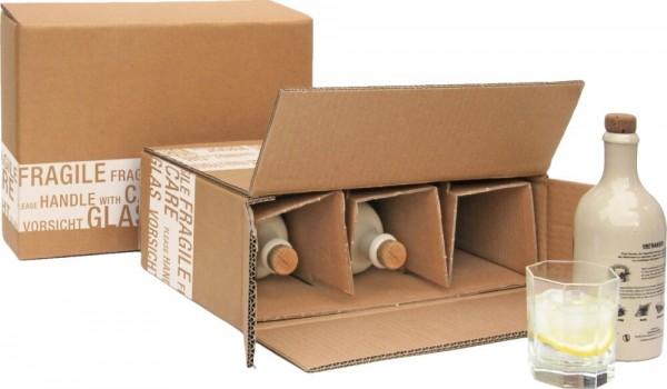 Verpackungs-Set für Hochprozentiges
