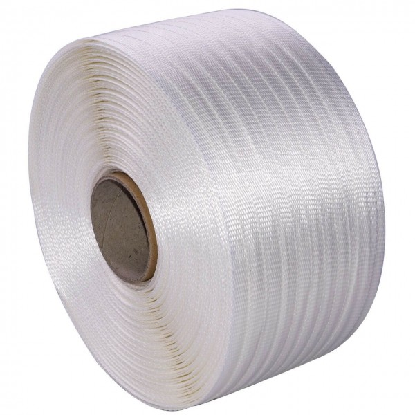 Kreuzgewebtes Umreifungsband 76 mm Kern