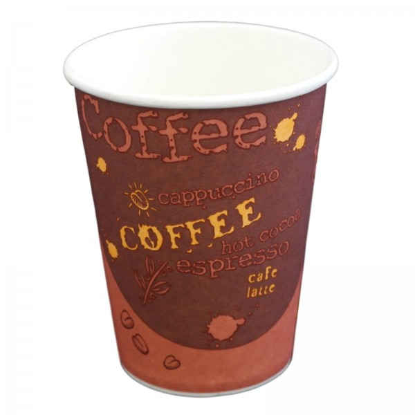 Papp Trinkbecher Coffee to go (Motiv 2)