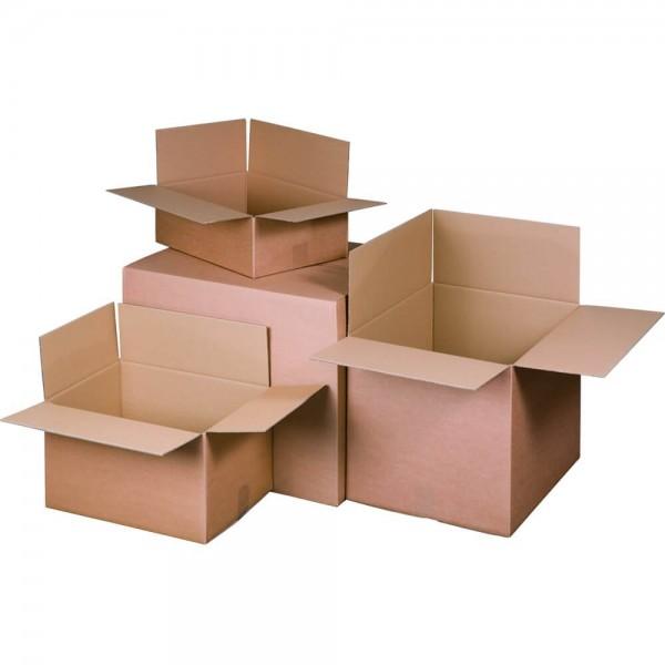 500 x 400 x 400 mm 2-welliger Karton