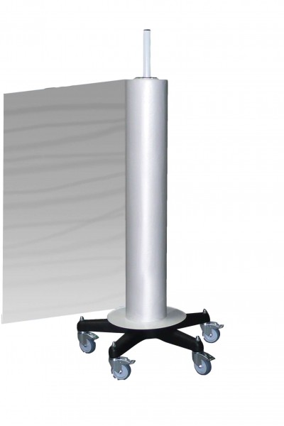 Folienspender senkrecht Profi für perforierte Folien