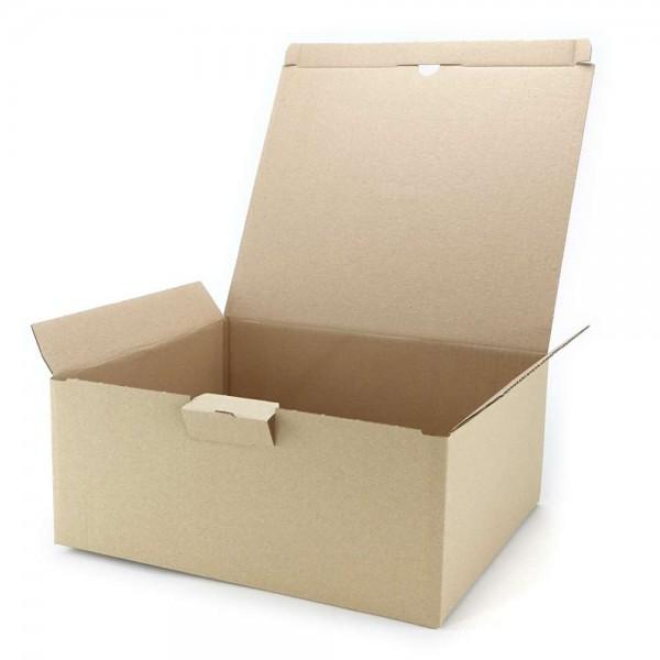 350 x 300 x 150 mm Warensendungs-Karton braun (Außenmaß)