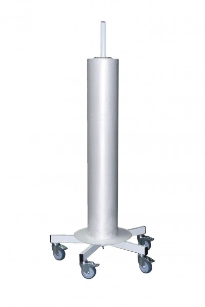 Folienspender senkrecht medizinischen Bereich für perforierte Folien