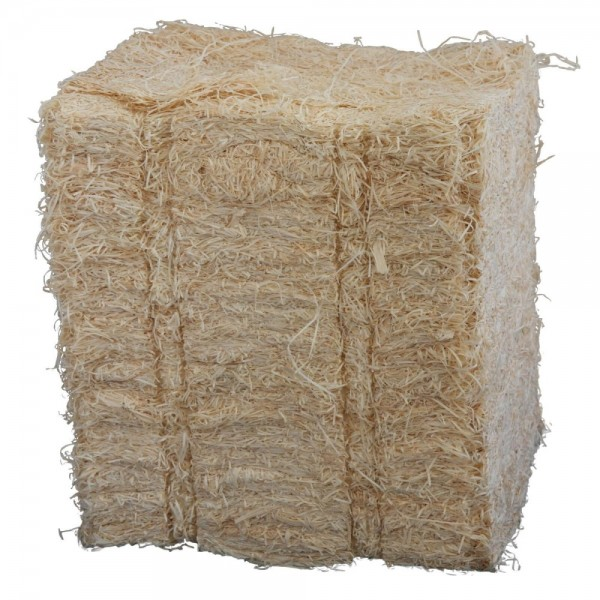 3 kg Holzwolle Fichte