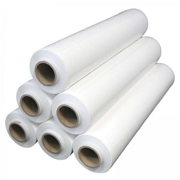 Handstretchfolie weiß 500 mm, 23 µ, 250 m