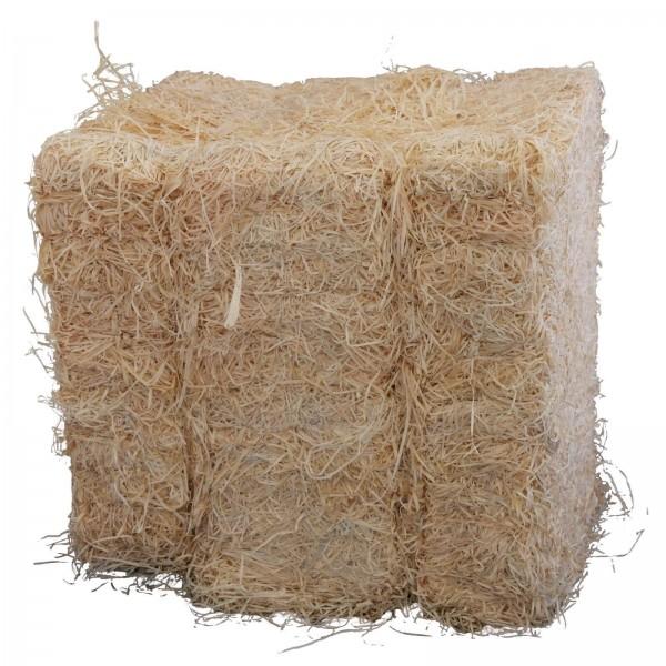 1 kg Holzwolle Kiefer