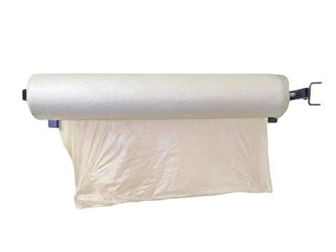 Folienspender zur Wandbefestigung variabel bis 950 mm