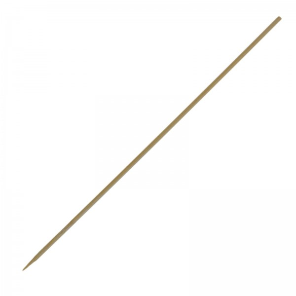 Bambus Schaschlickspieße 25 cm Ø 3 mm