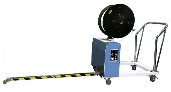 Paletten Umreifungsmaschine BX 350 Halbautomatisch