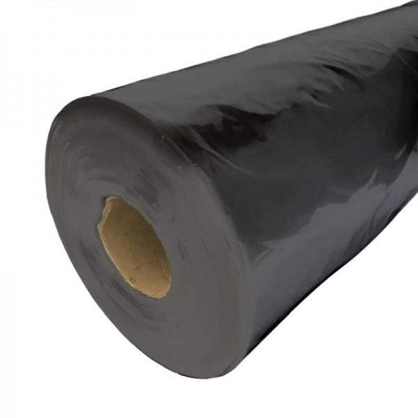Schlauchfolie schwarz 100 µ