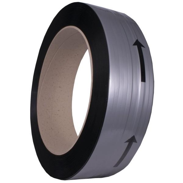 PP-Umreifungsband SA-Qualität 406 mm Kern geprägt