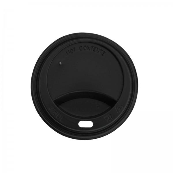 Deckel für Coffee-To-Go Becher aus PS (Riffle Cup)