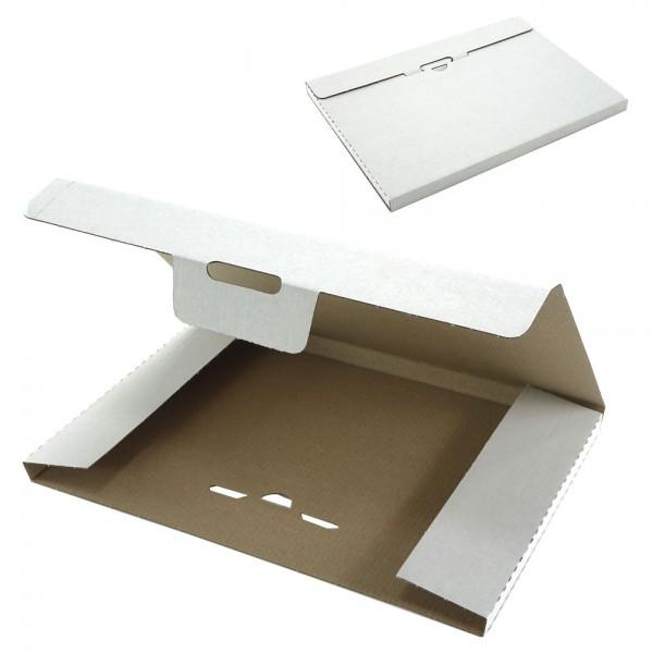 Großbriefkartons weiß