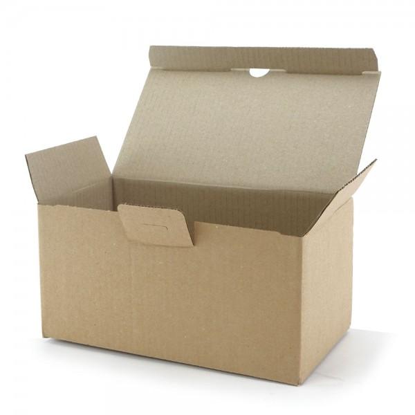 Warensendung-Karton braun