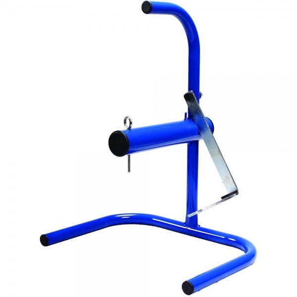 Tragbarer Bandabroller, blau