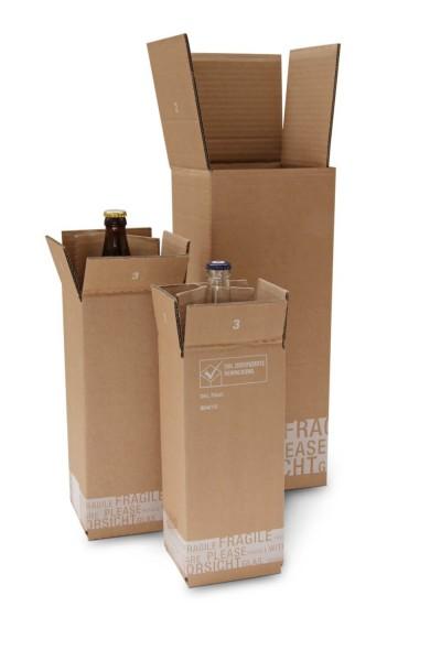 1er Flaschensystemverpackung