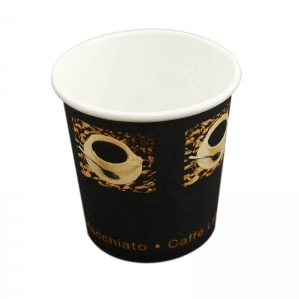 Papp Trinkbecher Coffee to go 0,1 l Ø 62 mm