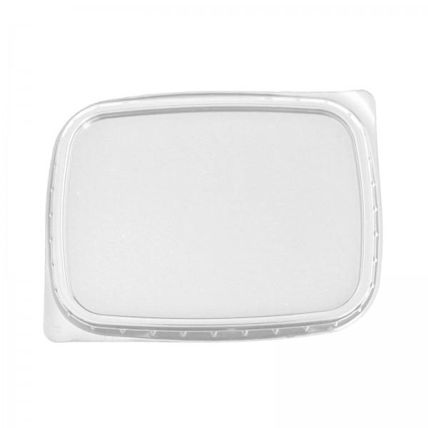 Transparenter Deckel für Feinkostbecher 108 x 82 mm (ECO)