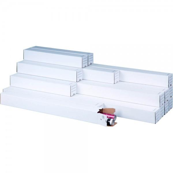 Versandverpackung, Plan-Box quadratisch
