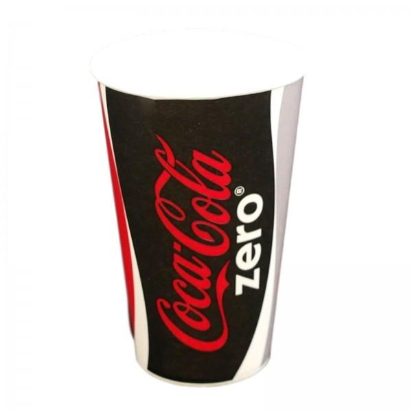 Cola Papp Trinkbecher
