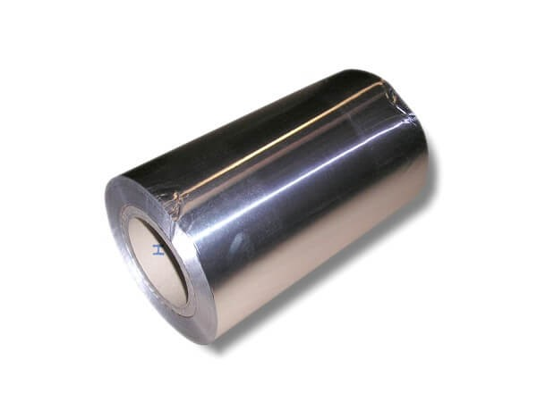 Siegelfolie Aluminium 245 mm x 250 lfm 30 µ