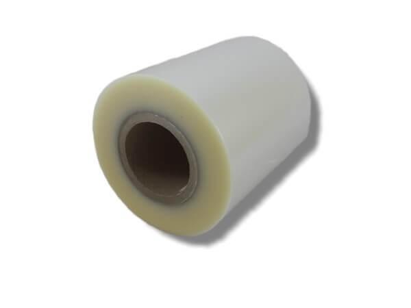 Folie, Siegelfolie PET transparent 185 mm x 400 m (für CPET und APET Schalen)