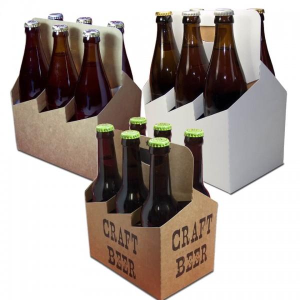 Bierträger 0,33 l Sixpack