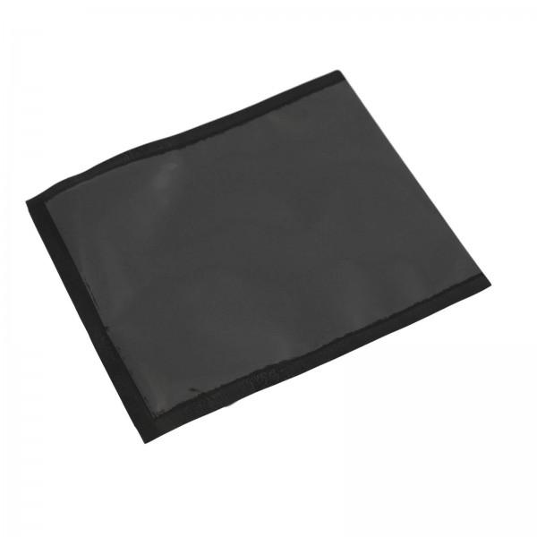 Siegelrandbeutel PA/PE schwarz/transparent