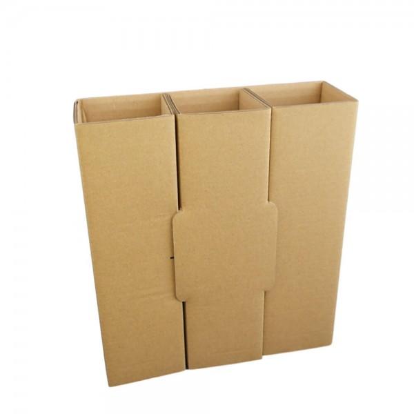 Einlage f. Bierversandkarton Flex 0,33 l - 0,5 l
