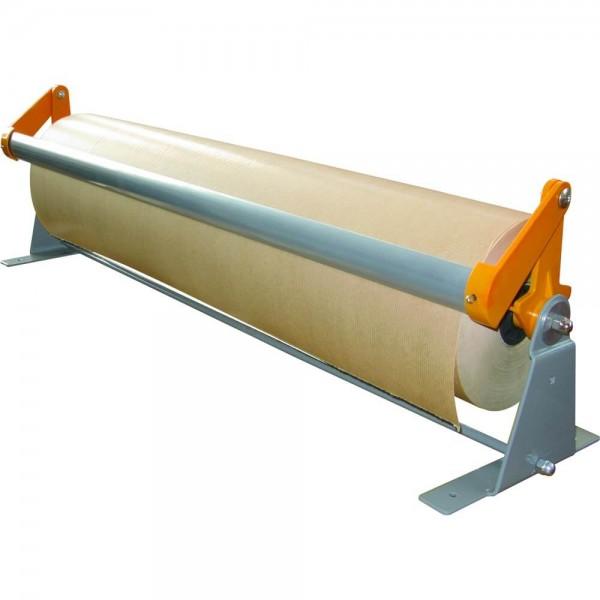 Packpapierabroller Tisch-Wand