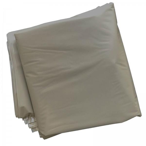 Seitenfaltensack transluzent 800 + 500 x 2300 x 0,090 mm