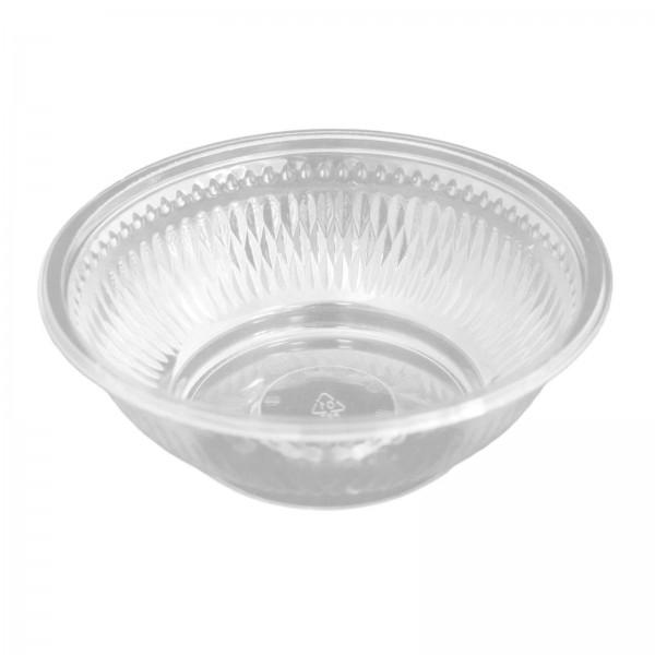 Transparente Salatschale Ø 157 x 55 mm (600 ml)