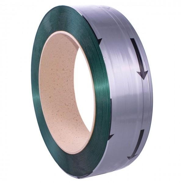 PET-Umreifungsband Premium 406 mm Kern geprägt