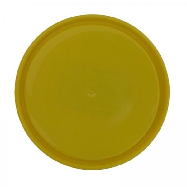 gelber Deckel für Originalitätsverschluss PP