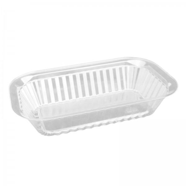 Transparente Klarsichtbox Show-Cases 219 x 130 x 41 mm (550 ml)